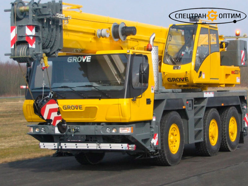 Grove GMK 3050-1 автокран 50 тонн