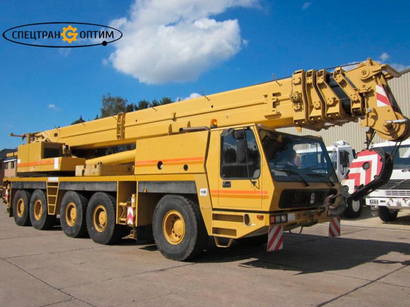 Grove GMK 5130-1 автокран 130 тонн