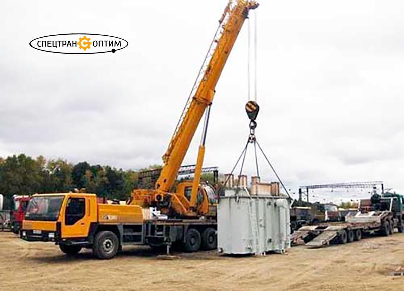 XCMG QY30K-5 автокран 30 тонн в аренду